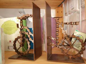 Recycling Fahrradketten Weltladen Roßtal